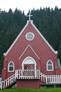 Church in Seward, Alaska