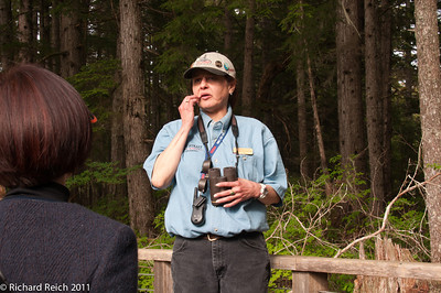 Spaasski River Valley, Chichagof Island, Wildlife & Bear Search, guide - Donna Kinnunen. The island has the highest population of bears per square mile than any other place on earth!
