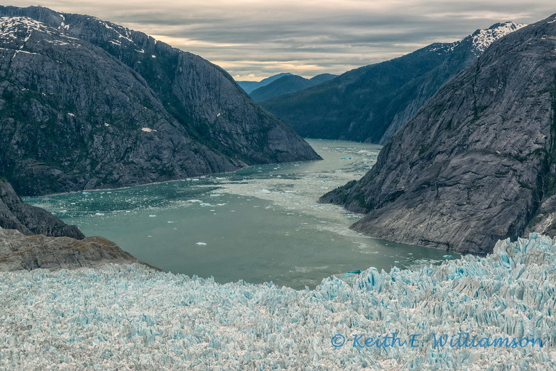 LeConte Glacier, the southern-most tidewater glacier