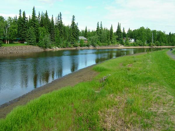 Chena River, Fairbanks, Alaska