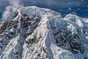 Flight over Alaska Range