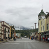 A nice side street in downtown Skagway.