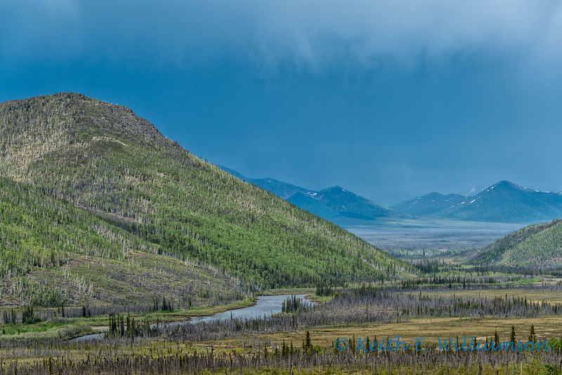 Dalton Highway, near Coldfoot, Alaska