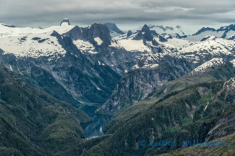 Coast Range, near Petersburg, Alaska