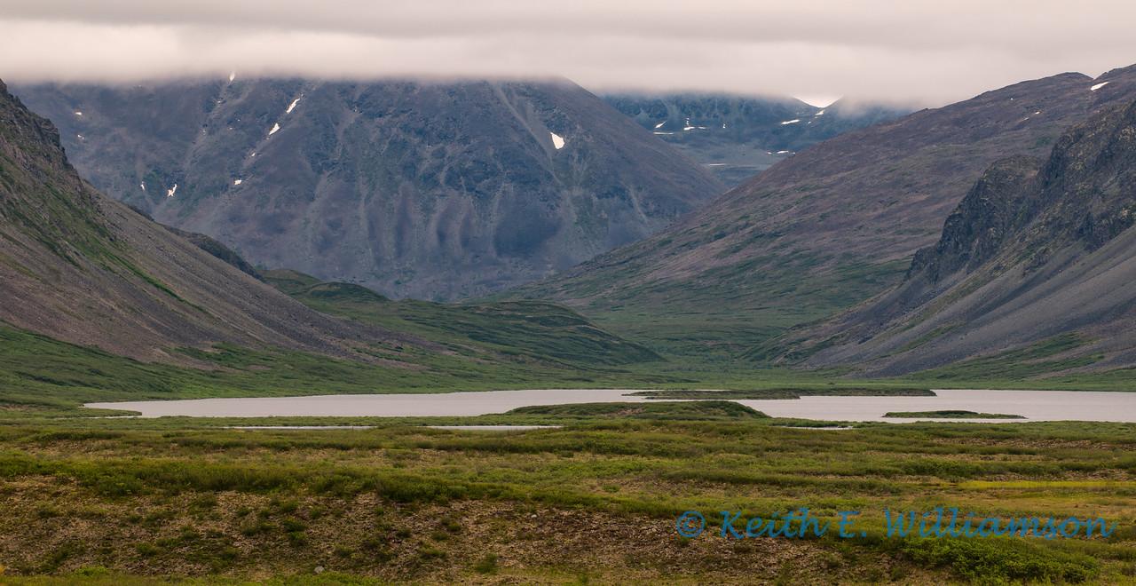 Along Denali Highway, east of Denali National Park, Alaska