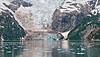 A small glacier in Northwestern Fjord