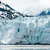 The Grand Pacific Glacier in Glacier Bay National Park, Alaska