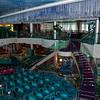 "The ""Crystal Atrium""<br /> Norwegian Pearl"
