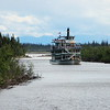 Riverboat on the Chena River near Fairbanks