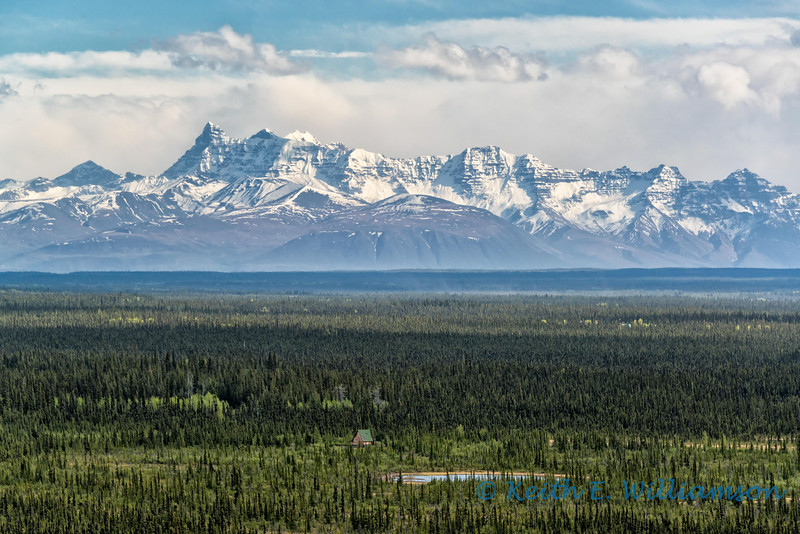 Tanada Peak, Wrangell Mountaines, Alaska