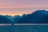Cruising, from Skagway to Glacier Bay