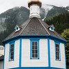 St. Nicholas Russiona Orthodox Church in Juneau, Alaska