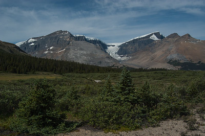 Icefields Pkwy near Sunset Pass