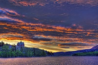 Waterton Sunrise #4