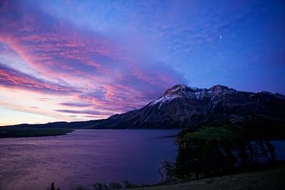Waterton Sunrise #3