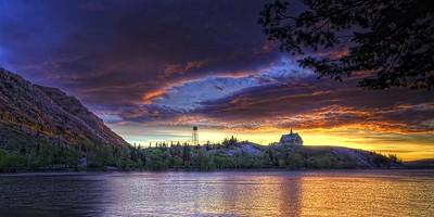 Emerald Bay Sunrise (cropped)