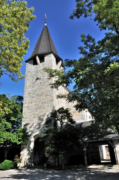 Trinity Episcopal Church in Upperville