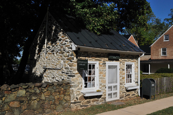 Upperville Library