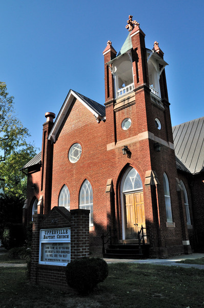 Upperville Baptist Church