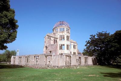 Atomic Dome, Hiroshima, JP