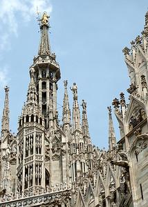 Duomo Spire Milan, IT