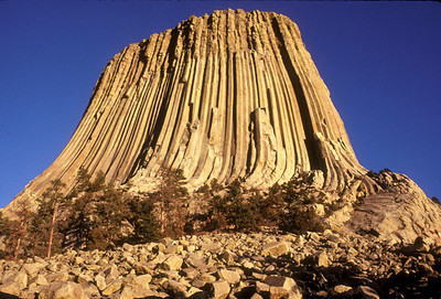 Devils Tower WY 1982
