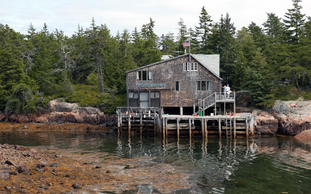 Wonsqueak Harbor, ME