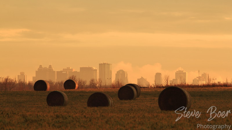 Edmonton via Sturgeon County