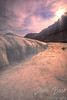Scene from Athabasca Glacier