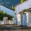 Morning walk in Paraty