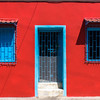 Getsemani colourful house
