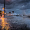Malecon storm