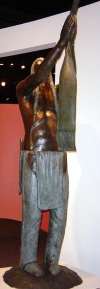Sculpture of Native American Culture