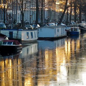 Amsterdam on Ice