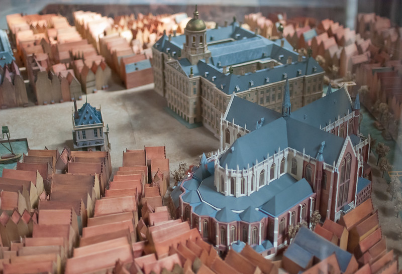 Mini-Amsterdam in Royal Palace