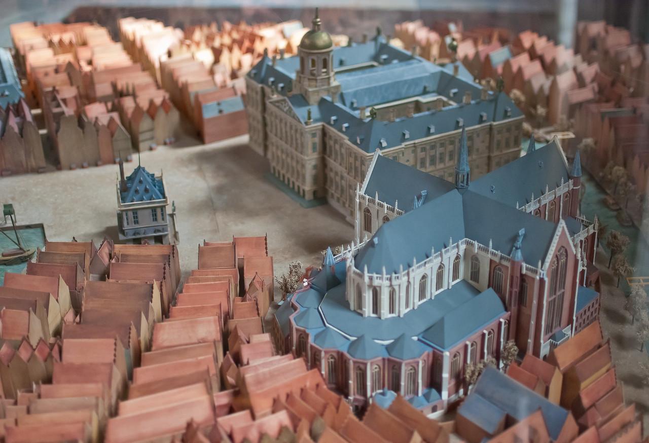 Mini-Amsterdam in Royal Palace
