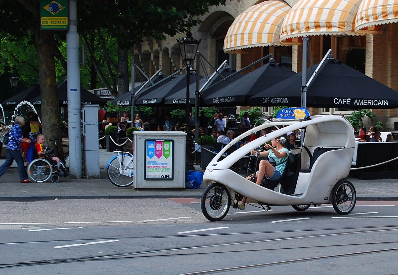 Velocar at Amsterdam