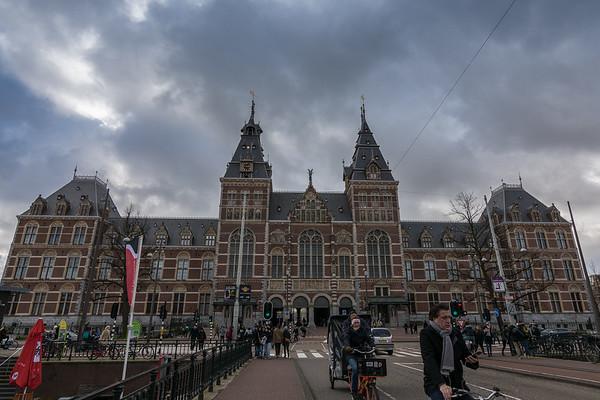 Rijksmuseum, Amsrterdam