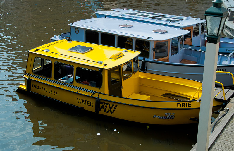 Amsterdam Water Taxi