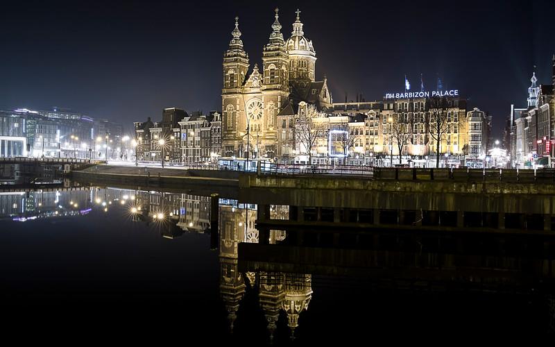 Church of Saint Nicholas in Amsterdam
