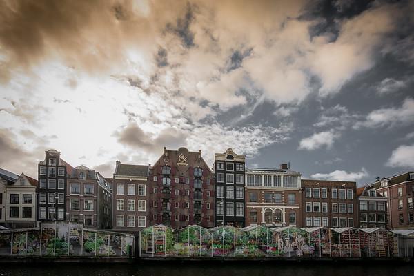 Bloemenmarkt, Amsterdam