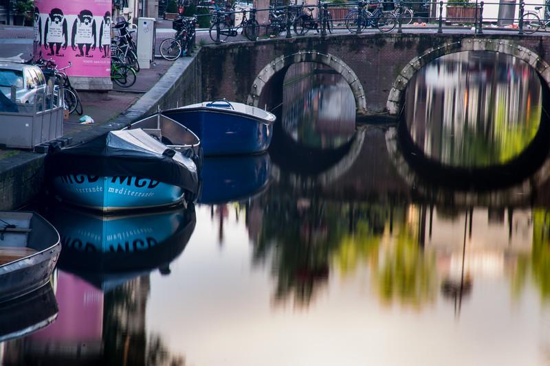 Amsterdam Morning 2016