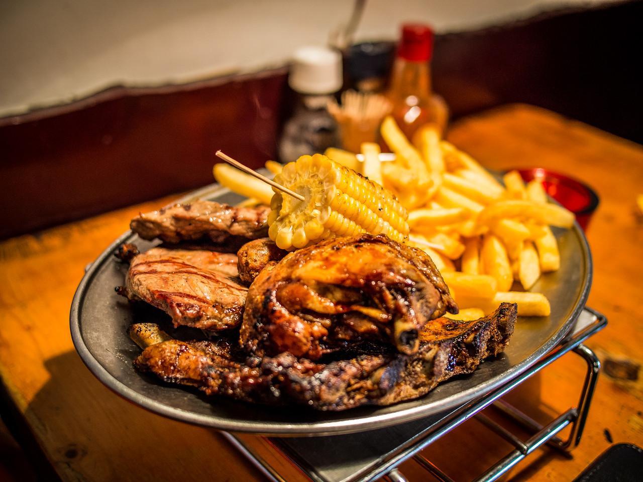 Argentinian food in Amsterdam