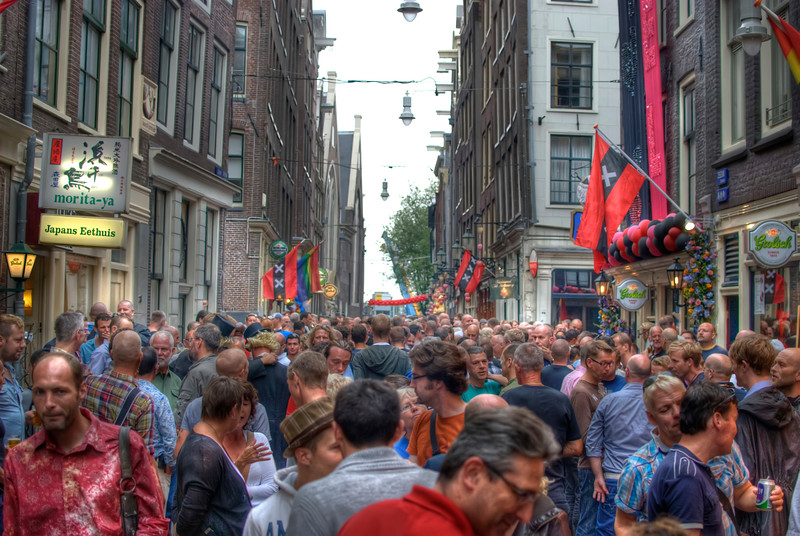 People of Amsterdam