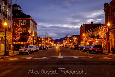 Sparkling Downtown Anacortes