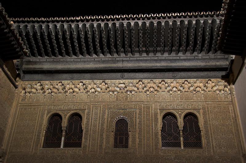 Almocárabes (Vísita nocturna a la Alhambra)