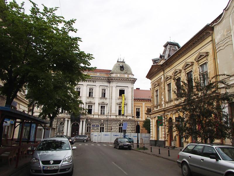 0136 Szatmar courthouse