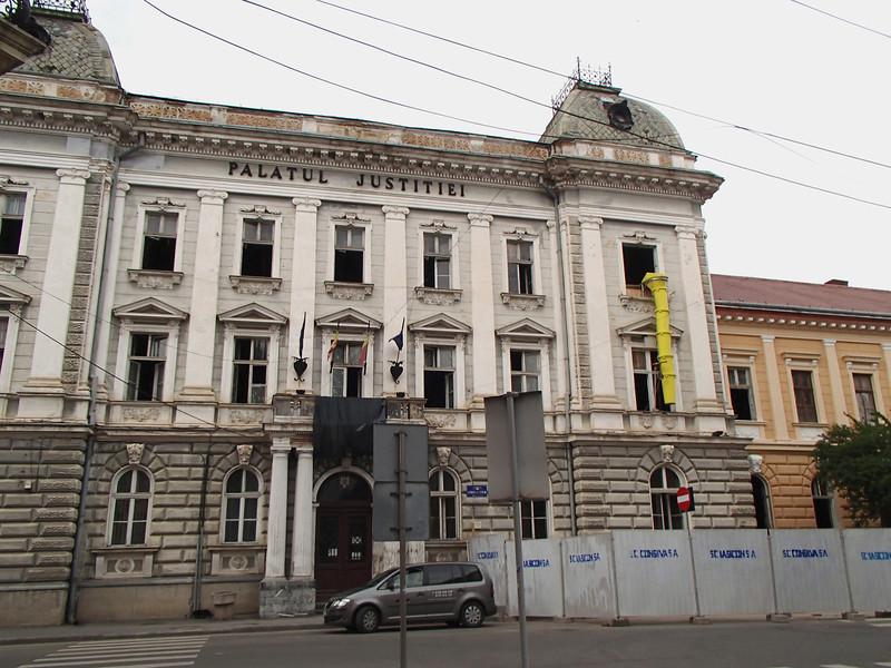 0137 Szatmar courthouse