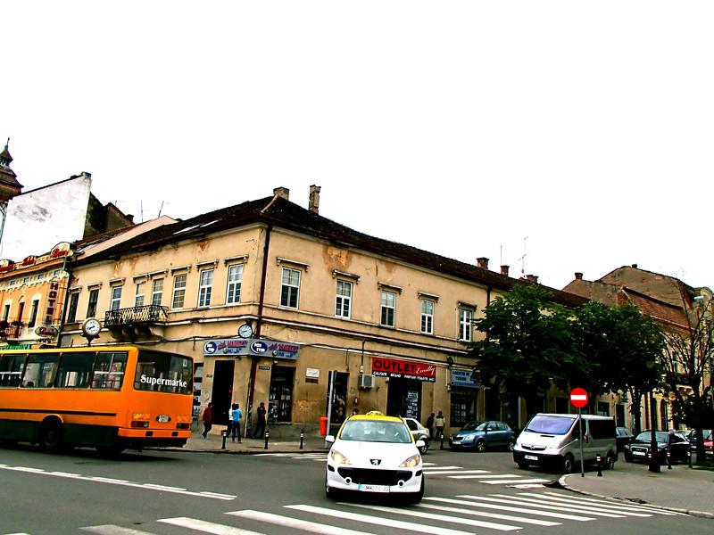 0132 Szatmar Korzo and Theater street