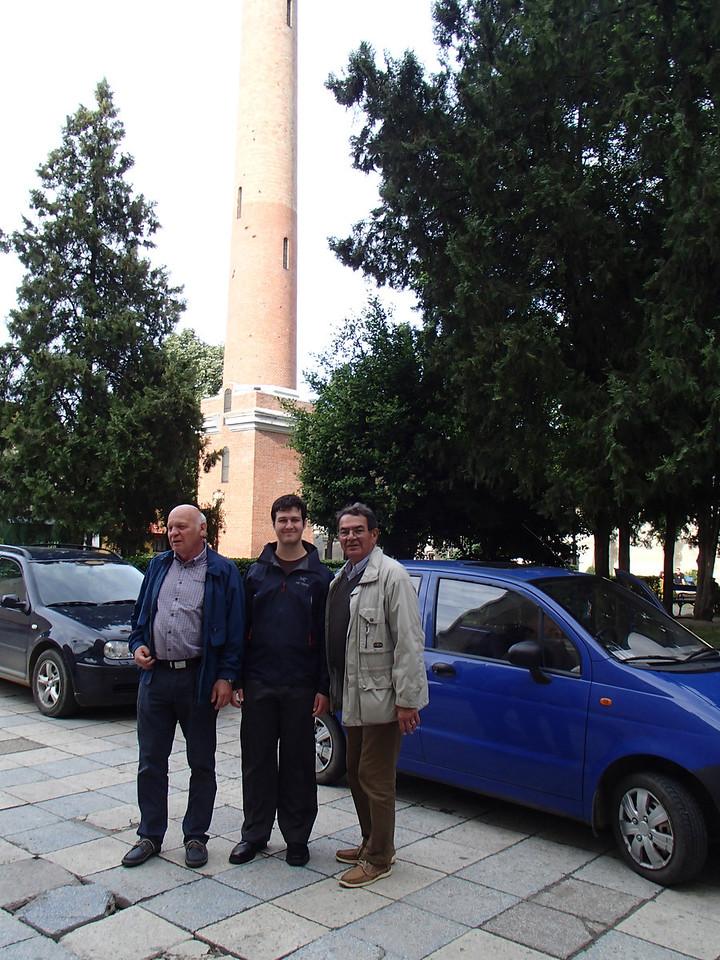 0105 Szatmar Tower of the Fireman Peter Andrew Ticu